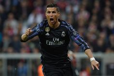 Ele decide! Cristiano Ronaldo faz dois e Real Madrid vence o Bayern fora de casa - http://www.90goals.com.br/ele-decide-cristiano-ronaldo-faz-dois-e-real-madrid-vence-o-bayern-fora-de-casa