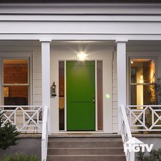 Colorful Front Doors We Love