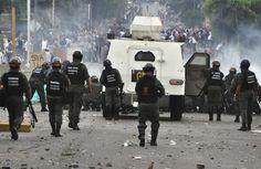 """EL GENOCIDA AL DESCUBIERTO: Alemania acusa a Gob de Venezuela de """"Violar Derechos humanos"""