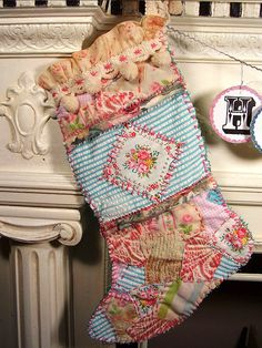 patchwork stocking