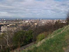 a glimpse on Edinburgh