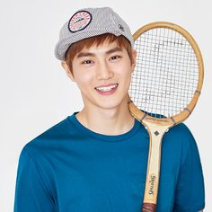 Suho (EXO) - Hat's On (S/S '16)