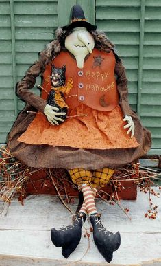 The Country Cupboard Ezmerelda the Witch by CountryCupboardPrims, $7.00