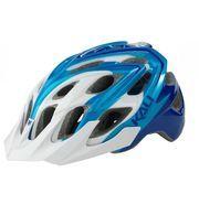 KALI Chakra Plus Helmet - Sonic White/Blue