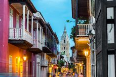 Cartagena, Colombia -  Look for modern urbanism in Bogota, the beaches and history in Cartagena, and epic parties in Medellin. The Colombian coastline is also world-class, whether it's the classic Caribbean beaches in Barranquilla, or the unheralded Pacific Coast.