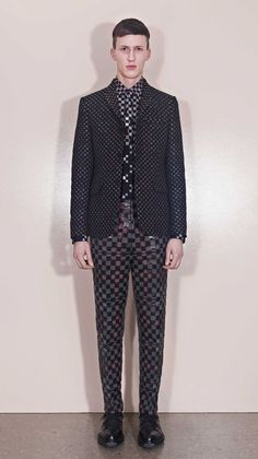 McQ Men's A/W '13 Collection