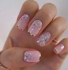 Elegant Nails, Stylish Nails, Elegant Nail Designs, Pretty Nail Designs, Best Acrylic Nails, Matte Nails, Nude Nails, Gel Toe Nails, Acrylic Toes
