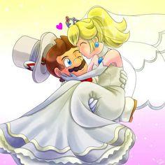 Peach Mario, Mario And Princess Peach, Mario Comics, Princesa Peach, Star Festival, Super Mario Art, Pisces Love, Mario Brothers, Game 3