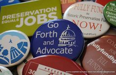 [10 on Tuesday] How to Lobby for Preservation: Ten Essential Steps #tips