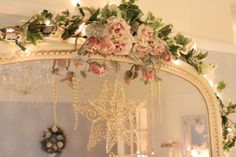 pictures f 2013 shabby chic christmas ideas | Amy Antoinette - Lifestyle Blog: Christmas 2012