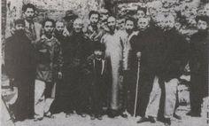 Master Wang Xiangzhai creator of method of Yi quan