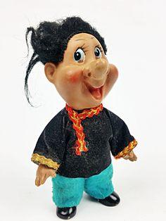 Figurine Vintage Russe