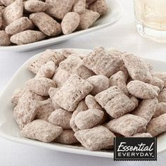 Chocolate Coffee Snack Mix