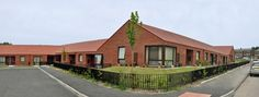 Collective Architecture recently completed a development of 27 homes in Whitehaven, Cumbria for Home Group.