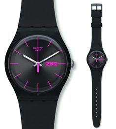 My Swatch watch