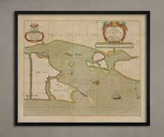The Island of Bombay and Sallset