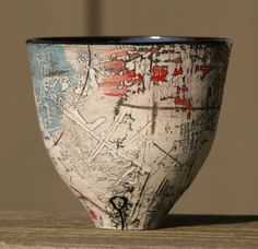 Map cup.