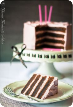 Schoko-Cassis-Torte