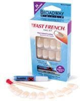 Broadway Nails 10 Minute Manicure, Medium Length, Pink Bfd02 1 Kit, 2 Ea by Kiss Broadway. $12.49. The product is not eligible for priority shipping (image may vary)