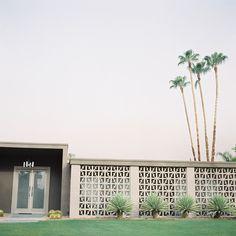 Palm Springs on Hasselblad « Jose Villa