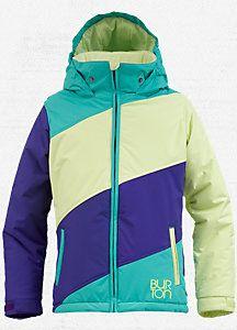 Girls' Hart Snowboard Jacket - Burton Snowboards