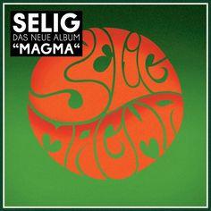 album cover art: selig - magma [02/2013]
