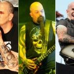 Watch Members of Pantera, Slayer + Anthrax Perform at Metal Masters 4 Show in New York/los| cuatro maestros del metal juntos en el escenario y tocando temas de pantera