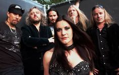 The Finnish metal band Nightwish have finished recording the vocals and Bass of their 8th album, the album name or artwork haven't been released yet, but they posted the following statement on their Facebook Page .... The new Album will feature the Dutch vocalist Floor Jansen replacing Anette Olzen...