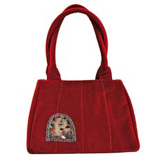 Vita Occulta - The Secret World Inside Your Bag Fashion Brand, New Fashion, The Secret World, Handmade Handbags, You Bag, Timeless Design, Red Velvet, Crossbody Bags, Reusable Tote Bags