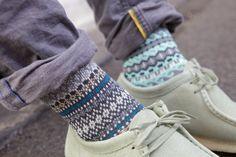 LOVE these Sunny Sports socks #streetwear