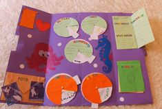 Maestra de Primaria: Lapbook sobre los animales Science Activities, Activities For Kids, Interactive Notebooks, English Vocabulary, Science And Nature, Arts And Crafts, Scrapbook, Teaching, Projects