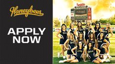 salt lake bees 2016 | Would you like to be a part of the 2016 Honeybees? The Salt Lake Bees ...