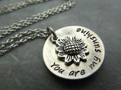 Hey, I found this really awesome Etsy listing at https://www.etsy.com/listing/154685900/you-are-my-sunshine-hand-stamped
