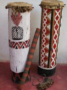 tambores indígenas