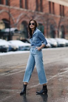 How to Wear High Waisted Jeans In Style - Page 4 of 5 - Trend To Wear