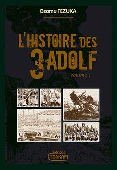 L'histoire des 3 Adolf Tome 1 - Osamu Tezuka