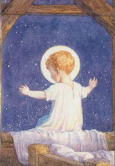 Margaret Tarrant Christmas Card | Sofi | Flickr