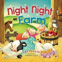  Amazon Goodreads About the book: (A board book) Moo moo, cows! Baa baa, sheep! When the sun sinks low down on the farm, the animals are all tuckered out from the day's adventures. Join these ador…