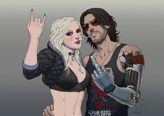 Cyberpunk Games, Arte Cyberpunk, Cyberpunk Character, Cyberpunk 2077, Keanu Reaves, Vampire Art, Fan Art, The Witcher, Game Character