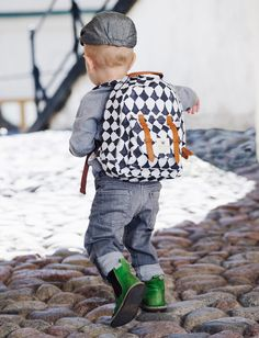 The Elodie Details MINI bag for your little one!