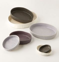 Nested Baker set From Anthropologie (totally our colors for the new kitchen!)