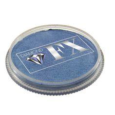 Diamond FX Face Paints - Pastel Blue 27