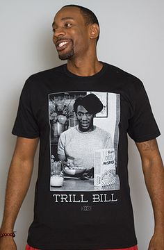 Fellas Check out this Trill Bill Tee here on Karmaloop! Use code Royalty760 for 20% off your first purchase!