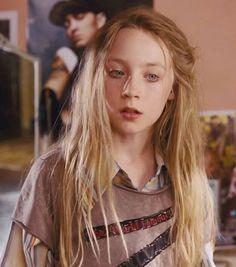 Little Saoirse Ronan