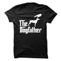The DogFather Doberman Pinscher LIMITED TIME ONLY. ORDER NOW if you like, Item Not Sold Anywhere Else. Amazing for you or gift for your family members and your friends. Thank you #cat