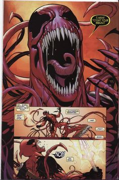 Deadpool Symbiote Comic | Who would you like to see as a Symbiote host? - Venom - Comic Vine