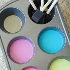 Sidewalk Paint Tutorial , instructions for a no-sew tutu also!