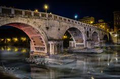 Ponte Sisto bridge - null