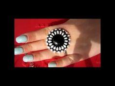 """Tutorial Perline- Anello """"LILIUM"""" - YouTube"""
