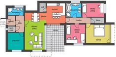 LIME House Plans, Floor Plans, Houses, How To Plan, Blueprints For Homes, Homes, Home Plans, House Design, House
